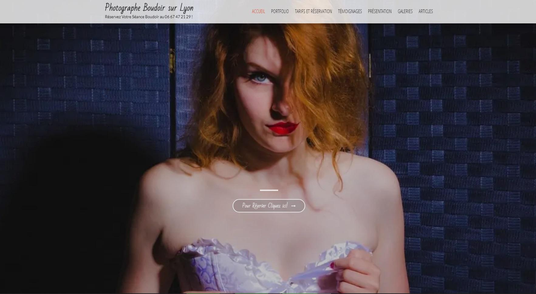 Blog Boudoir et Lingerie - Jonathan Bourrat